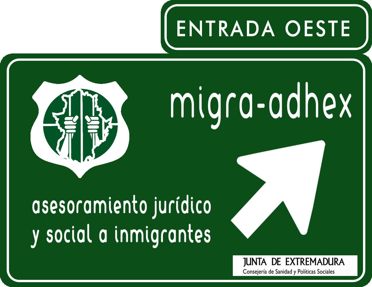 Inmigración - ADHEX